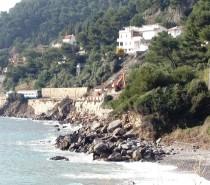 Tornano a circolare i treni sulla Genova-Ventimiglia