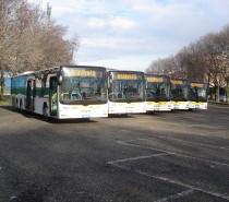 Consegnati a Novara i nuovi bus Man Lion's City da 15 metri