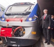 Il trasporto pendolare viaggia con Jazz, presentato il nuovo treno regionale e i bus urbani ed extraurbani