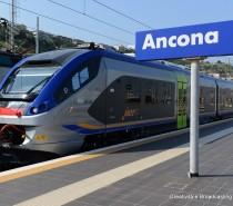 I pendolari delle Marche primi ad utilizzare Jazz, il nuovo treno regionale di Trenitalia