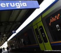 Anche in Umbria arriva Jazz, presentato a Perugia il nuovo treno regionale