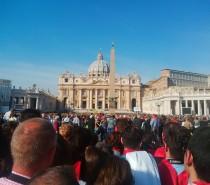 Potenziati i servizi ferroviari a Roma in occasione della canonizzazioni del 27 aprile