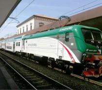 Il Vivalto di Trenord in servizio sulla Milano-Bergamo