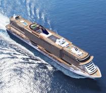 """MSC Crociere e Fincantieri siglano commessa per due nuove navi """"Seaside"""""""