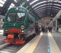 Il terzo Vivalto Trenord in servizio sulla Milano-Brescia-Verona