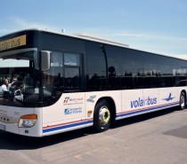 In servizio a Firenze i nuovi bus Setra per il collegamento Volainbus con l'aeroporto