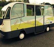Oristano sperimenta il bus senza conducente, al via il progetto CityMobile2