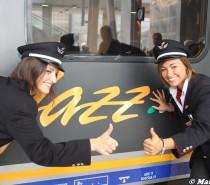Jazz in Piemonte, presentato a Torino il nuovo treno regionale