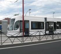 Test in linea per il tram di Palermo