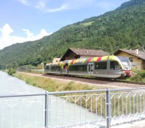 Disponibili otto convogli per la ferrovia della Val Venosta, terminati gli interventi di manutenzione