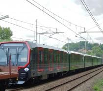 Consegnato il primo dei nuovi convogli per la metropolitana di Milano
