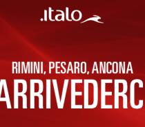Da dicembre 2014 Ntv sospende i servizi di Italo lungo l'adriatica