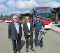 A Reggio Emilia rinnovo della flotta bus e innovazioni tecnologiche a bordo
