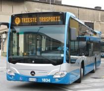 In arrivo 33 nuovi autobus a Trieste