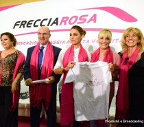 FrecciaRosa2014, la prevenzione viaggia ad Alta Velocità