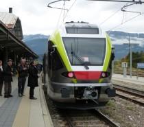 L'Alto Adige punta sulla ferrovia, dal 2015 più treni e servizi
