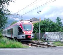 Sei nuovi treni per la Provincia di Trento grazie al rinnovo del contratto con Trenitalia