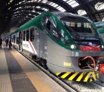 Dal 21 dicembre due nuovi Coradia sulla Milano-Tirano