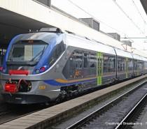 Jazz in Abruzzo, presentato a Pescara il nuovo treno regionale
