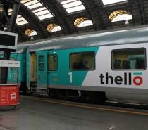 Thello MiNiMa, dal 14 dicembre collegamento diurno Milano-Nizza-Marsiglia