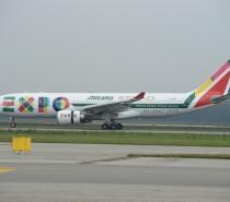 Decolla la nuova Alitalia