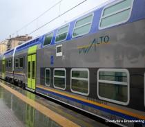 Nuovo Vivalto in servizio sulla FL8 Roma-Nettuno