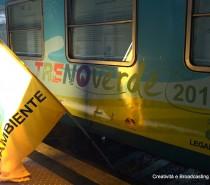 Treno Verde 2015, in viaggio verso Expo2015 raccontando l'agricoltura italiana di qualità