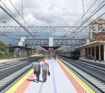 Parte il restyling della stazione ferroviaria di Colleferro