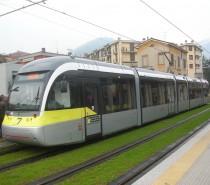 Anche nel 2014 giudizio positivo dei clienti per il tram Bergamo-Albino