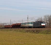 Trenitalia Cargo noleggia dieci locomotive E189