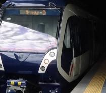 In servizio a Napoli l'ultimo treno Metrostar per le linee Circumvesuviana