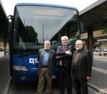 Per Expo2015 navetta bus tra Modena e stazione di Reggio Emilia AV Mediopadana