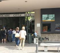 Attivi i monitor informativi nelle stazioni delle funicolari di Bergamo