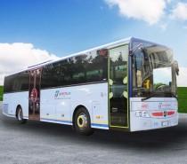 Cinque nuovi autobus per la flotta Busitalia in Val di Pesa