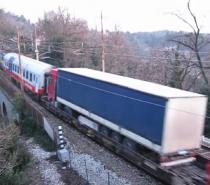 Cresce il trasporto camion su ferrovia tra Italia e Germania