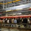 Sangritana potenzia la flotta merci, consegnata la terza locomotiva TRAXX E483