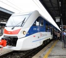 Dopo anni di attese e rinvii entrano in servizio gli Etr563 Caf Civity del Friuli Venezia Giulia
