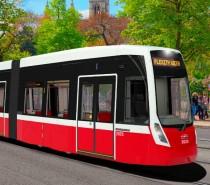 Vienna potenzia la flotta tram con 119 Flexity Bombardier