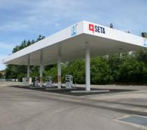 A Modena il primo impianto di gas metano a tecnologia criogenica per il rifornimento dei bus Seta