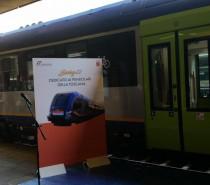 VIDEO – L'Atr 220 Swing entra in servizio sulle linee del bacino di Siena