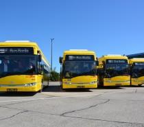 Pronti a Berlino gli E-Bus Solaris Urbino elettrico con tecnologia Primove