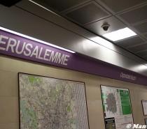 Sulla M5 di Milano apre la stazione Gerusalemme