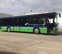 Le FAL presentano i primi 5 bus Solaris Interurbino Euro6
