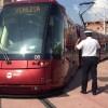 VIDEO – Inaugurato il tram su gomma da Mestre a Venezia