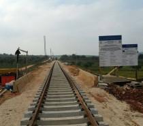 Collegati i binari della nuova tratta Apricena-San Nicandro con la linea storica delle Ferrovie del Gargano