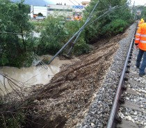 Collegamenti ferroviari interrotti dal maltempo tra Campania e Puglia