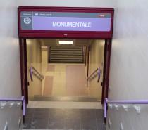 Apre la fermata Monumentale sulla linea M5 Lilla di Milano