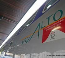 Completata la fornitura di Vivalto per la Regione Liguria, consegnato il quindicesimo treno