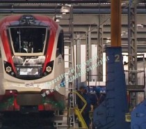 """Prime immagini del nuovo treno FCE """"Vulcano"""""""