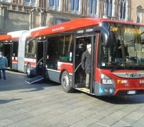 Arrivano a Bologna 9 bus Urbanway Full Hybrid da 18 metri